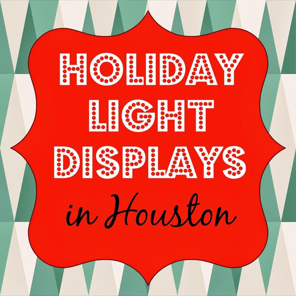 Holiday Light Displays Holiday lights, Christmas lights
