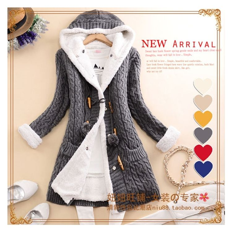 New arrival Girl Sweater Coat Winter 2018 Autumn Casual