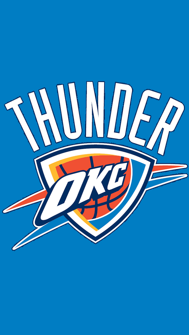 Pin By Moacir Junior On 印花 Oklahoma City Thunder Oklahoma City Thunder Logo Thunder Nba