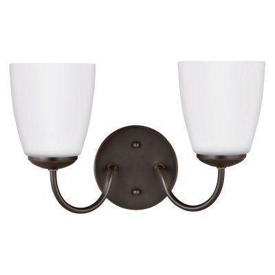 Sea Gull Lighting Bannock 4416602 Bathroom Vanity Light - 4416602EN-782