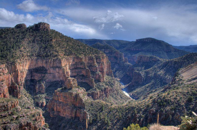 Image result for salt river canyon AZ