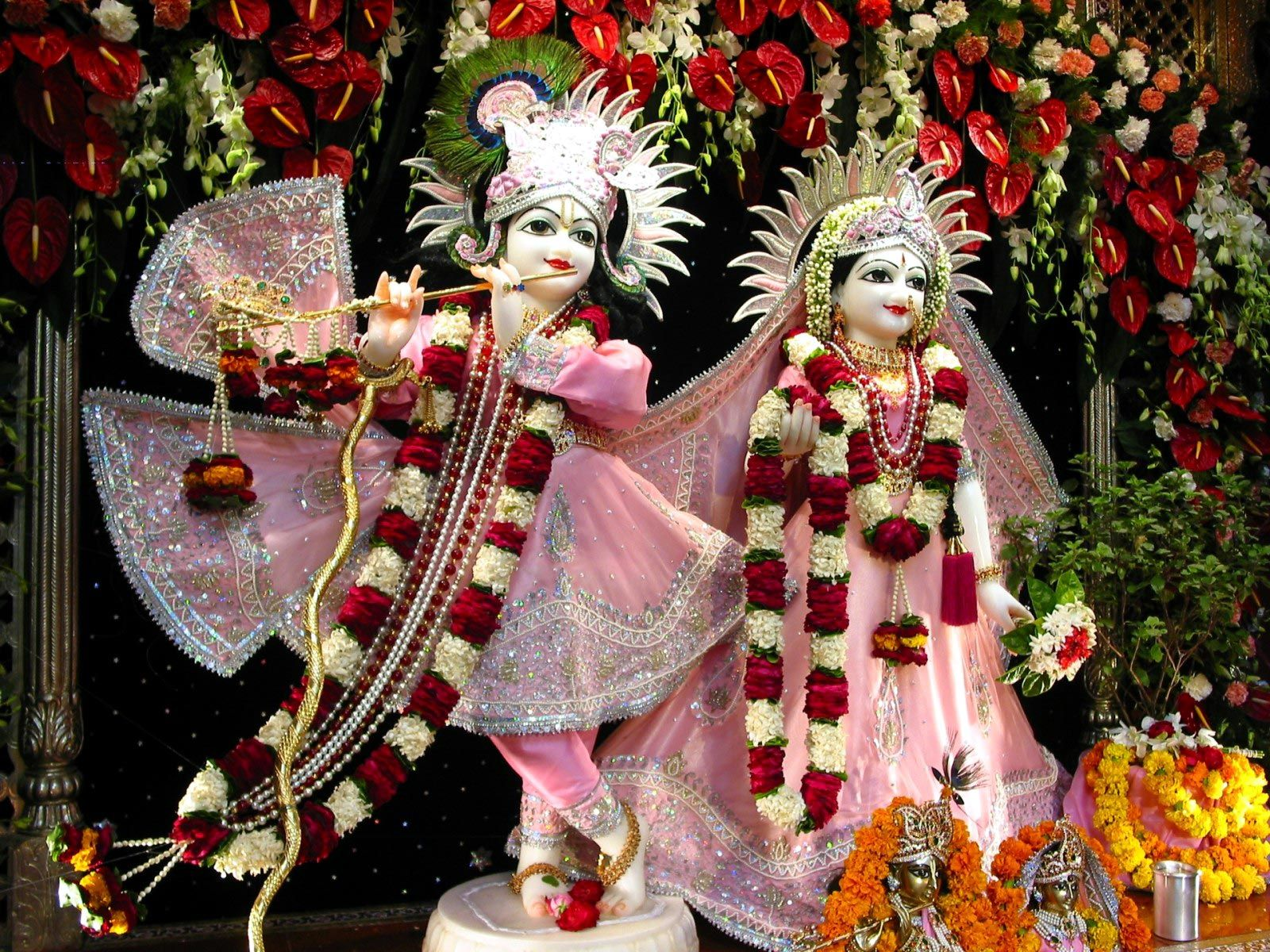 radha krishna hd wallpaper full size download | golden gods