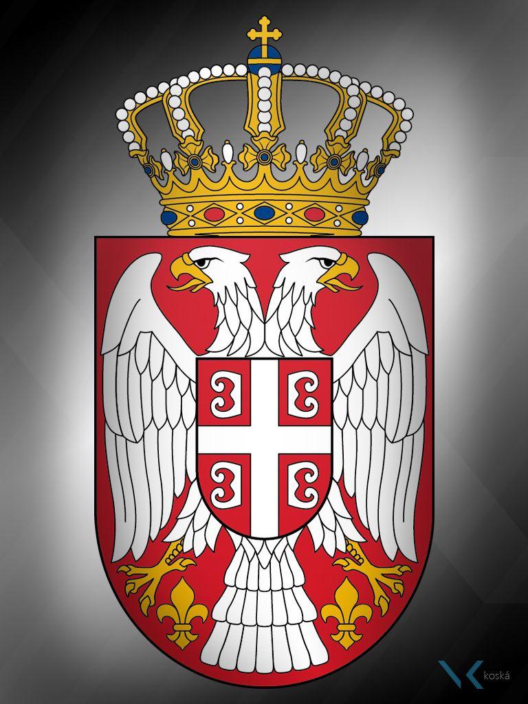 Coat Of Arms Of Serbia Serbia Coat Of Arms Belgrade