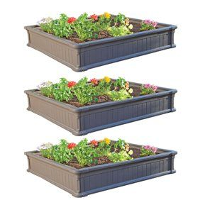 Greenes Fence Cedar Raised Garden Bed, Multiple Sizes - Walmart.com