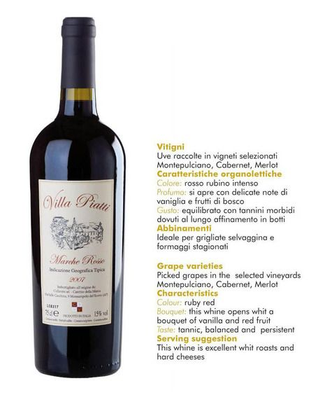 Collevite Cantine Della Marca Vino Italiano Vinos Vino