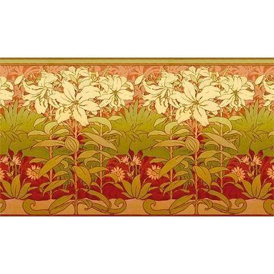 Wallpaper Border From Bradbury Model