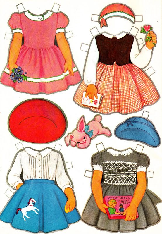 Paper Dolls~Bonnie Life-Like Doll - Bonnie Jones - Picasa Web Albums