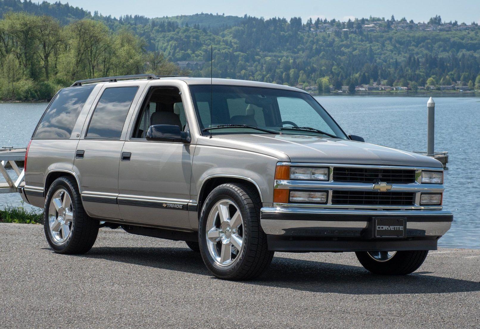 Ls9 Powered 1998 Chevrolet Tahoe Chevy Tahoe Chevrolet Tahoe Chevrolet