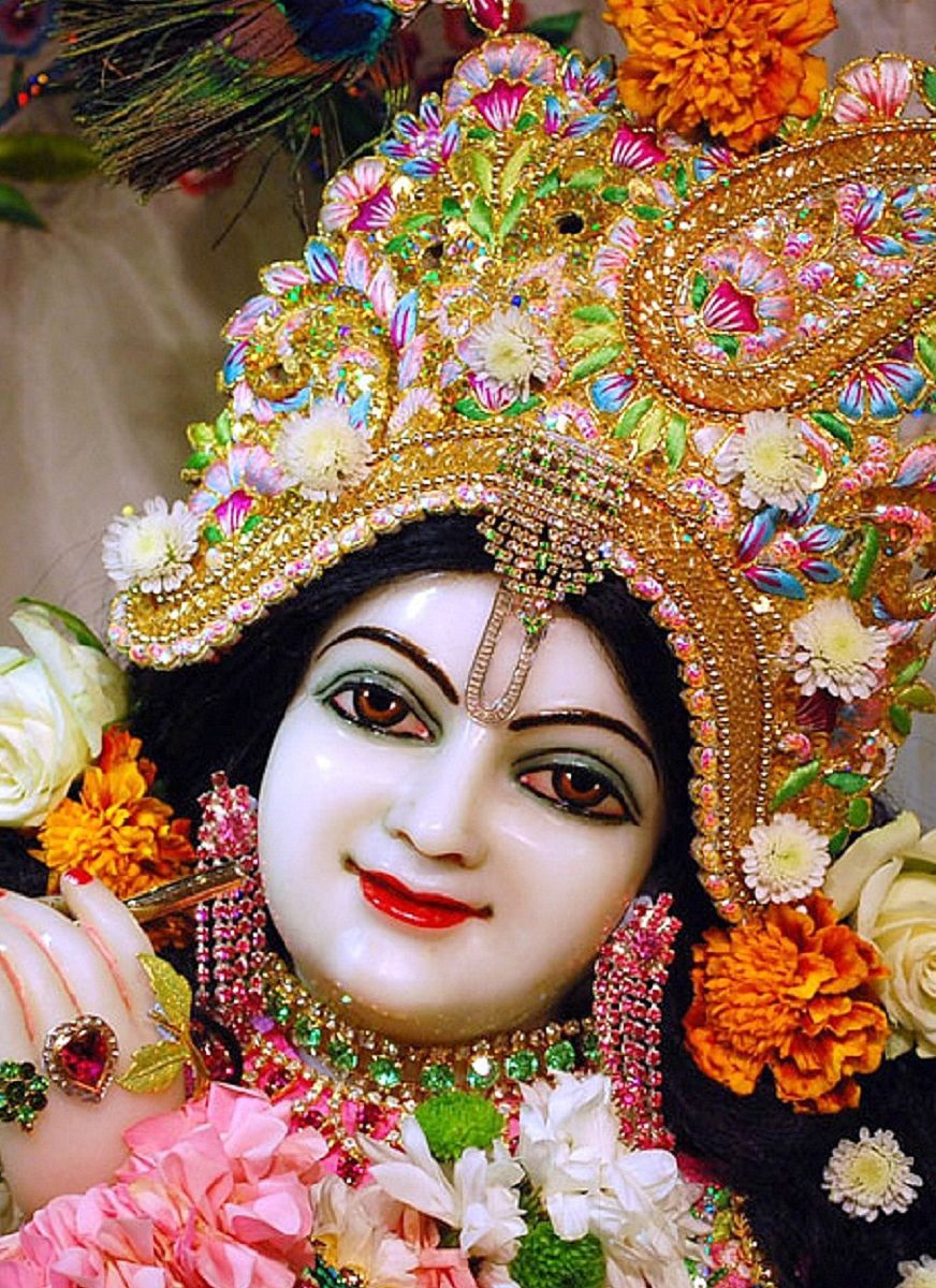 Lord Krishna Most Beautiful High Quality Mobile Wallpaper Lord Krishna Most Beautiful High Quality Iphone Krishna Wallpaper Lord Krishna Beautiful Dolls