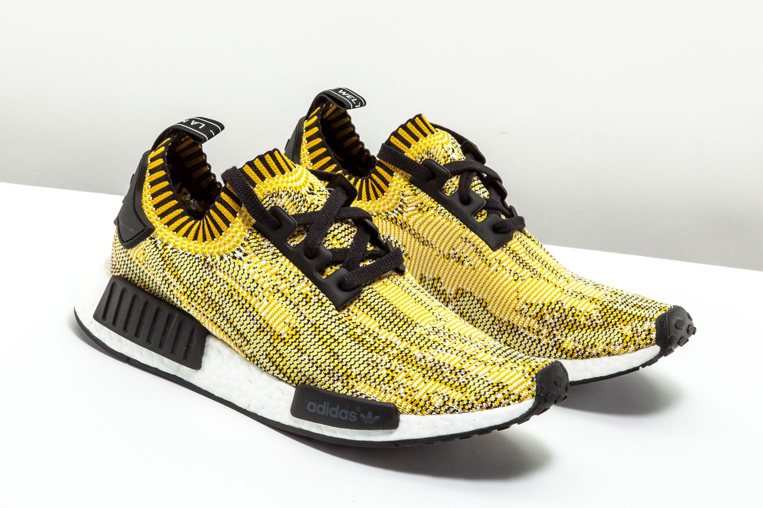 adidas dressed this 2016 NMD Runner Primeknit release in an eye-catching