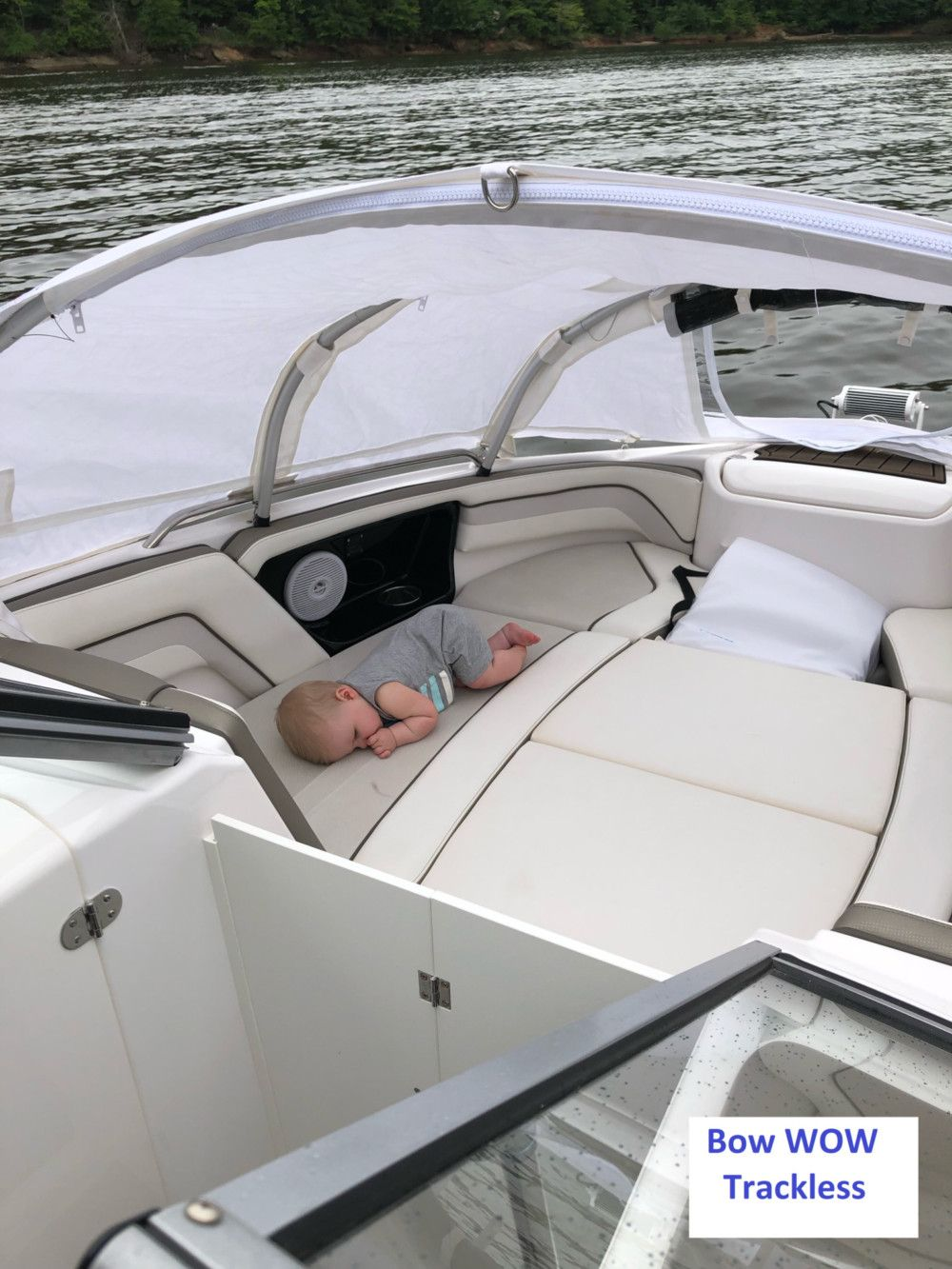 Photo Gallery | Boat Shade | Dodger I Marine Canopy - The Element®