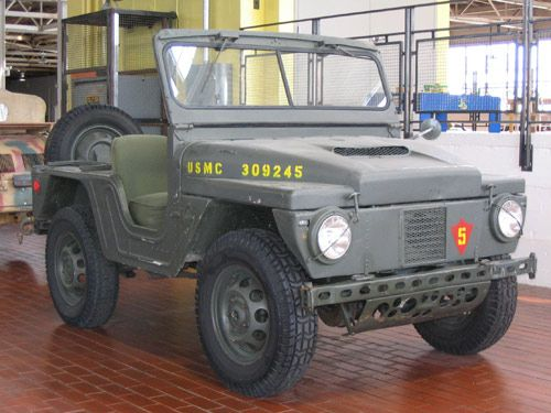 AMC M422 Mighty Mite- 1960