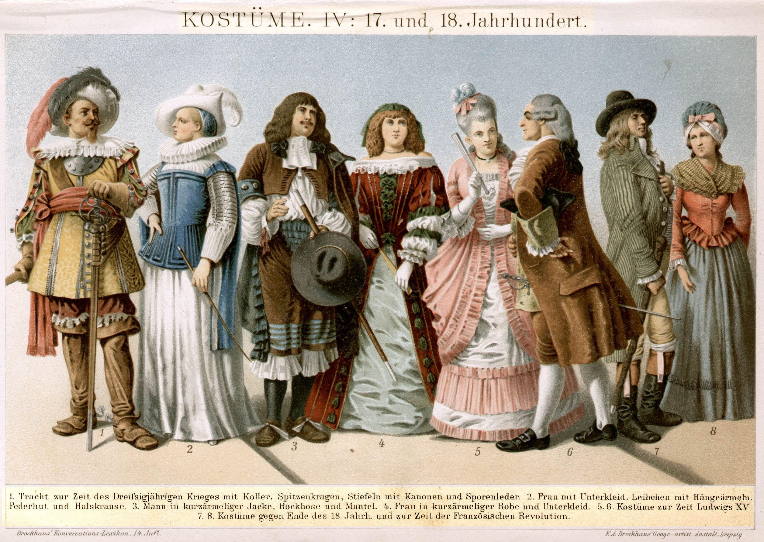Tracht des 17. und 18. Jahrhunderts http://www.retrobibliothek.de/retrobib/hiresfaksimile_5181892.jpeg