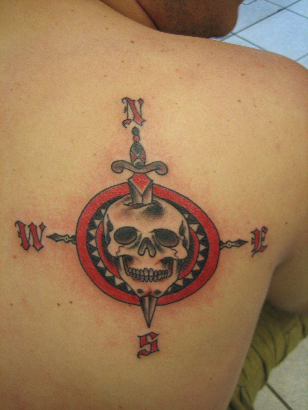 Photo of Kompass Tattoos Design-Ideen für Männer und Frauen – MagMent = >> #Forguys #Designs # …