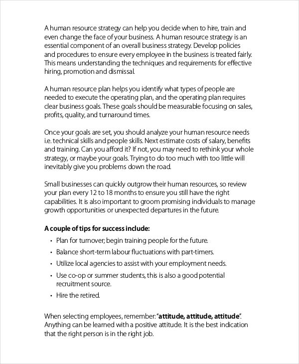 Human Resource Manual Template Worthy Manuals Pinterest