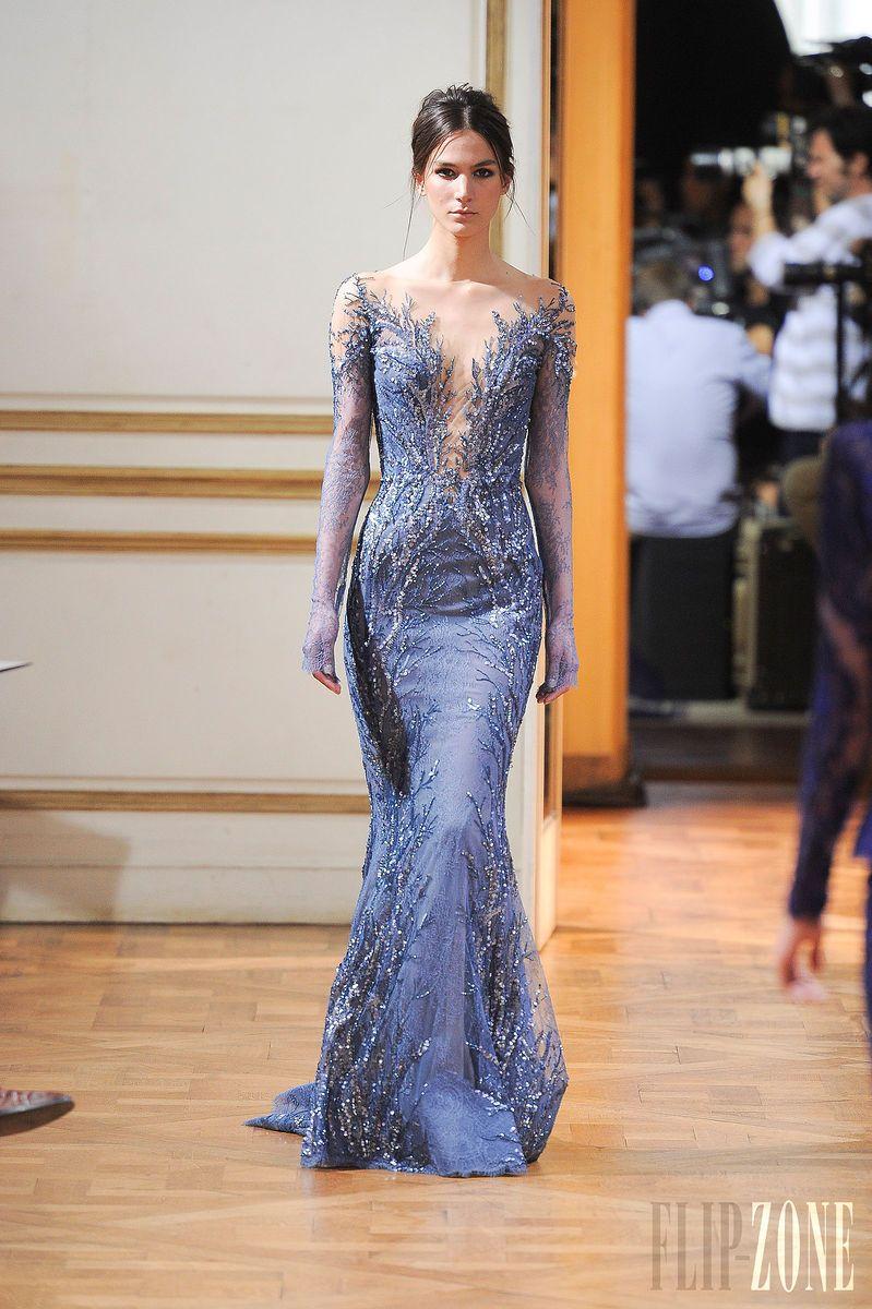 Zuhair murad couture fallwinter flip
