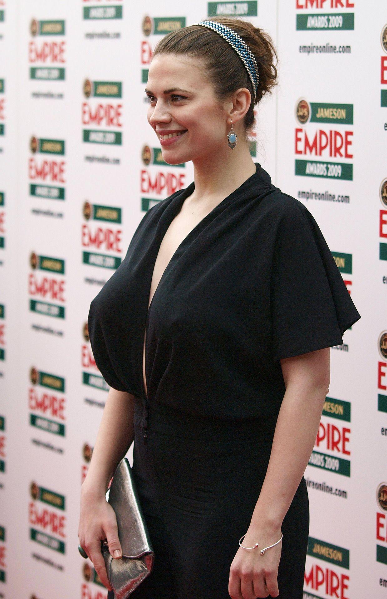 Hayley Elizabeth Atwell (born 5 April 1982) is a British