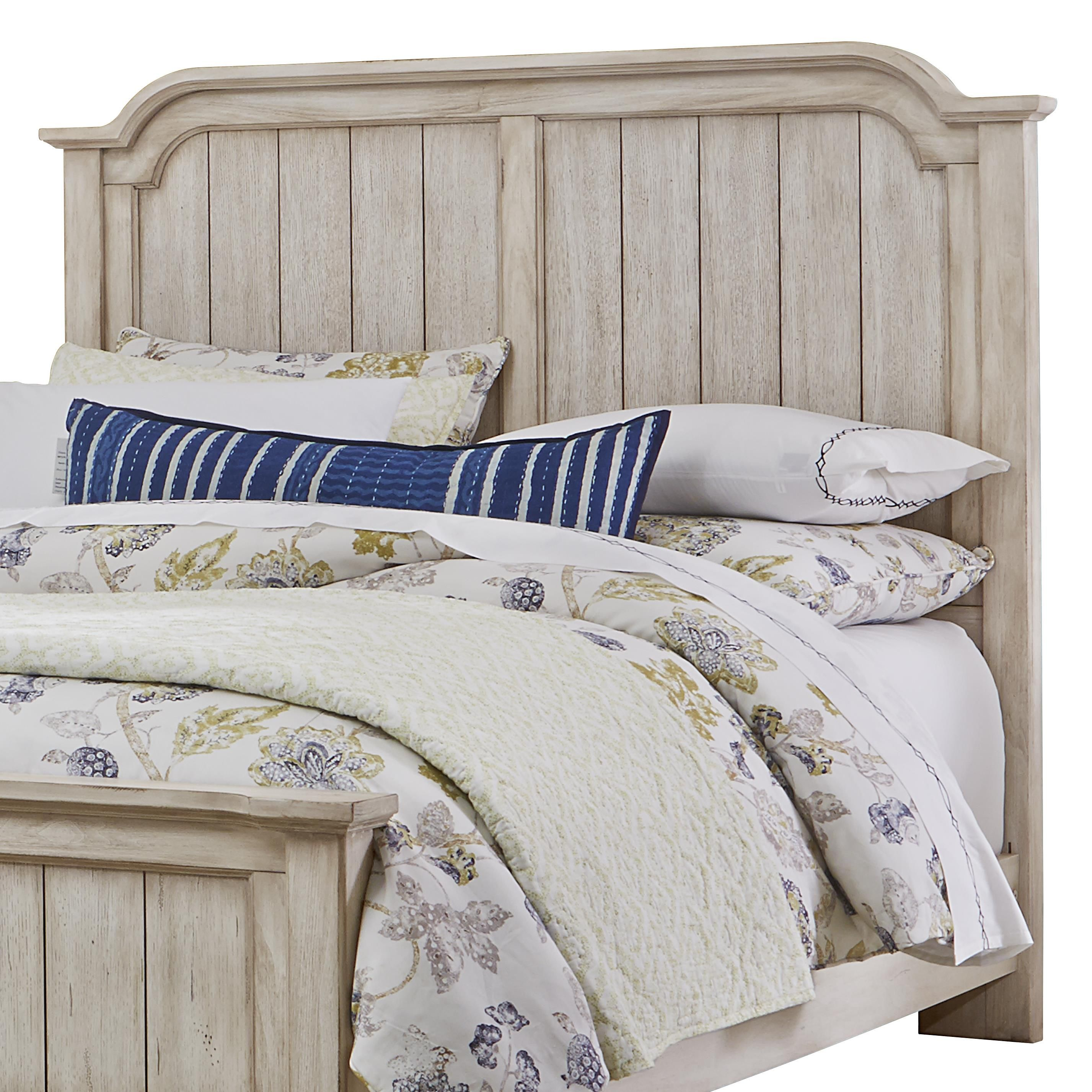 Arrendelle Transitional Queen Mansion Headboard By Vaughan