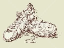 Soccer Cleat Drawing Google Search Running Shoes Sketch Kids Soccer Cleats Soccer Cleats Adidas