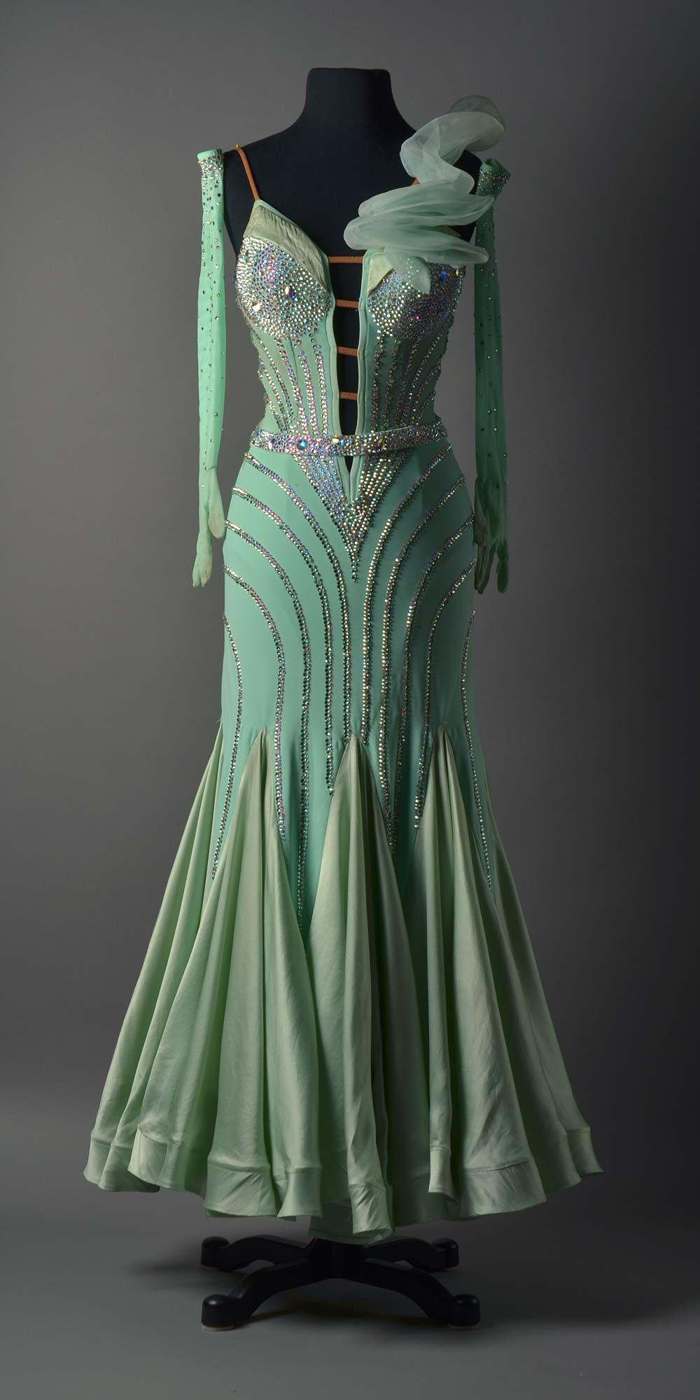 Designs Standard Smooth MoreBallroom Dance Dresses – Doré BoedCx