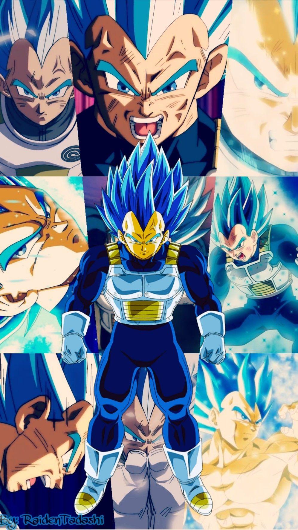 Vegeta Blue Evolution Wallpaper In 2020 Anime Dragon Ball Super Dragon Ball Artwork Dragon Ball Art