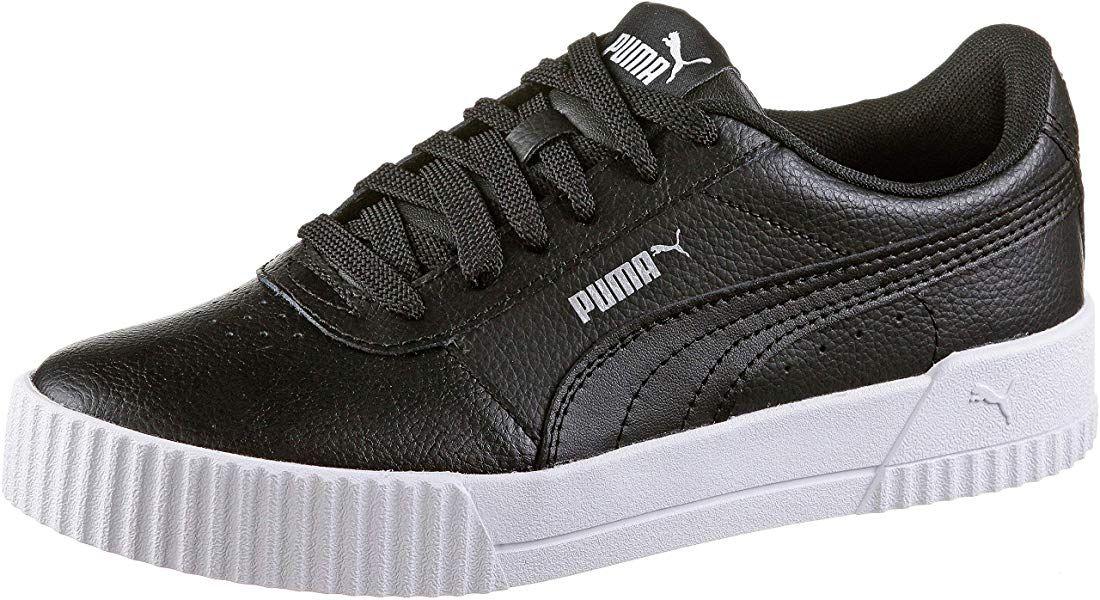 Puma Damen Carina L Sneaker Weiß White Silver, 39 EU: Puma
