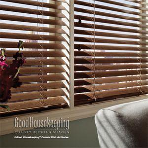 Good Housekeeping 2 Wood Blinds Wood Blinds Blinds Custom Blinds