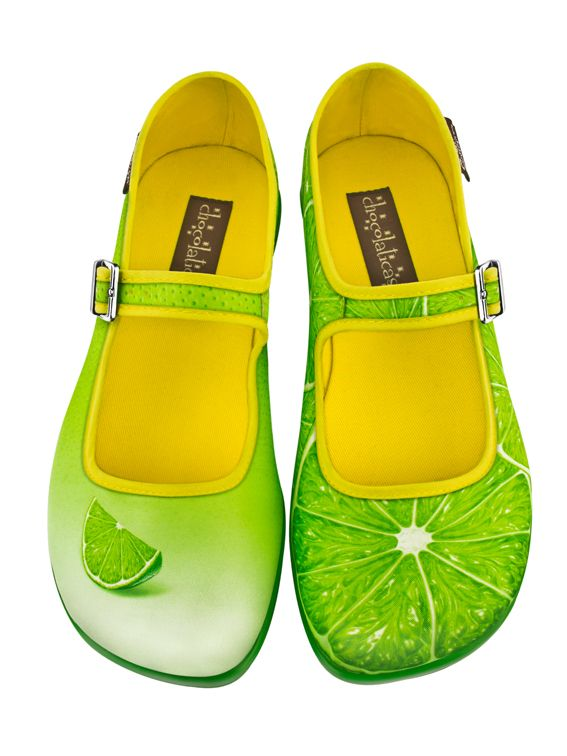 Limon – Chocolaticas Shoes | Design Withdrawals