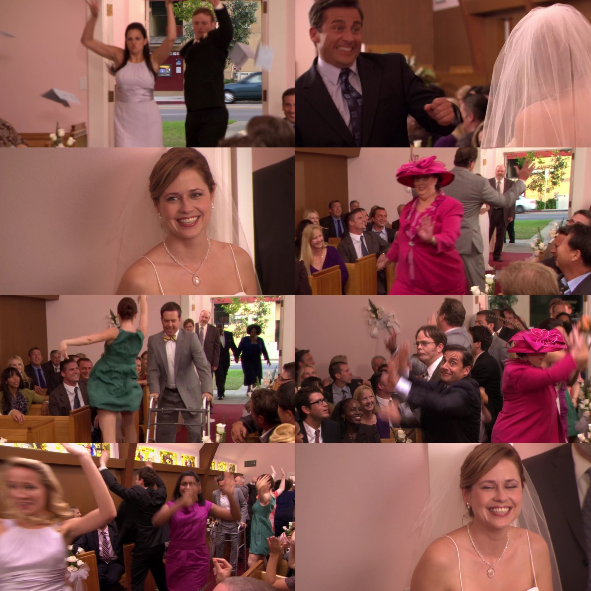 Pin By Jill Musselman On Never Going To Happen The Office Wedding Jim And Pam Wedding Best Wedding Dance