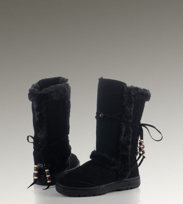 ugg nightfall 5359 black boots feets don t fail me now rh pinterest ca