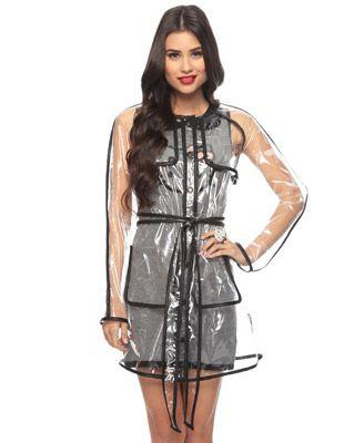 Fashion Forward おしゃれまとめの人気アイデア Pinterest Alisha Hodges レインコート レディース レインコート トップス