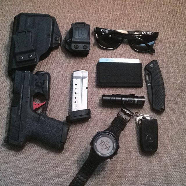 Holster For Smith /& Wesson S/&W M/&P Shield 9mm//.40 Tactical Holder 3.1″ Case