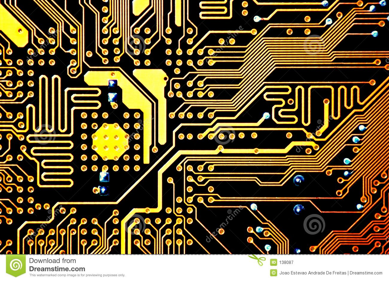 Photo Of Circuit Board Royalty Free Stock Integrated Circuits Used As Background Photos Photography Image 138087