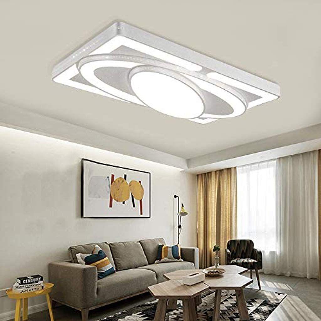 Deckenlampe Led Deckenleuchte 78w Wohnzimmer Lampe Modern Deckenleuchten Kueche Badezimmer Flur Schlafzi Moderne Deckenleuchten Deckenleuchten Led Deckenlampen