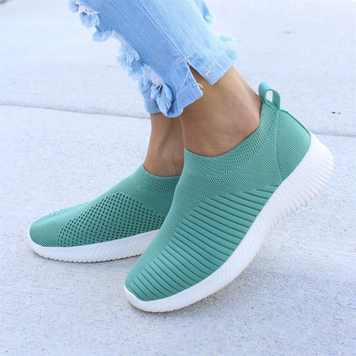 Jackeline Slip On Sneakers   Casual