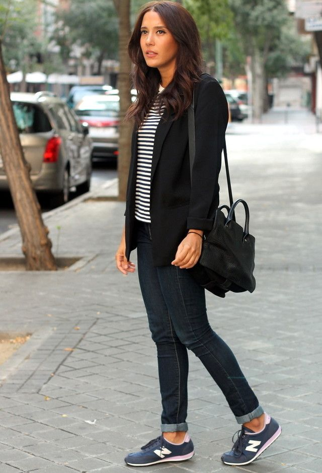 outfit with new balance shoes