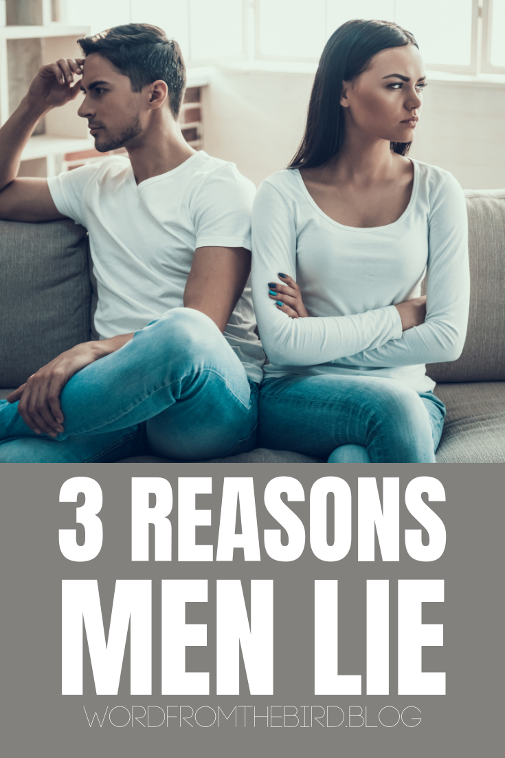 Why do Men Lie? | Word From The Bird | Marriage