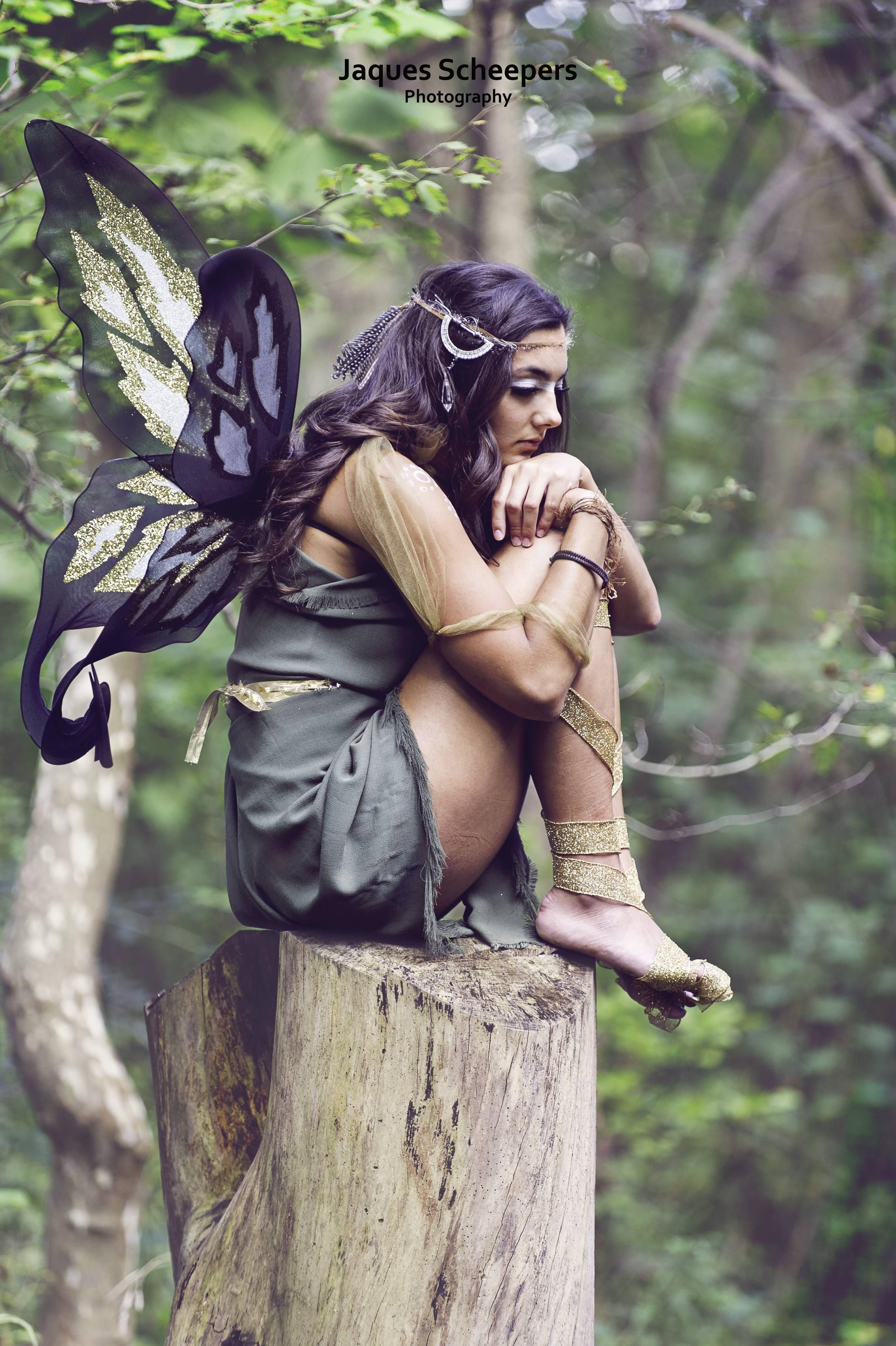 Woodland Fairy Fairy cosplay, Woodland fairy costume