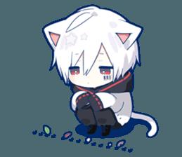 Mafumafu Sticker (cat) vol 2 – LINE stickers | LINE STORE