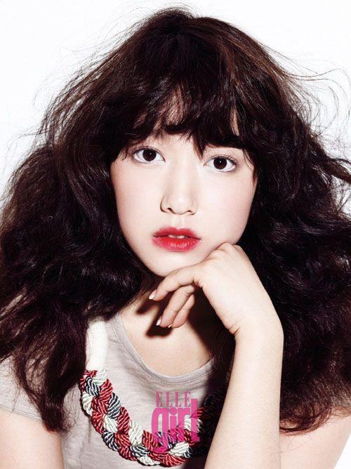 Park Shin Hye34 Jpg 500 668 Elle Girl Park Shin Hye Makeup Books