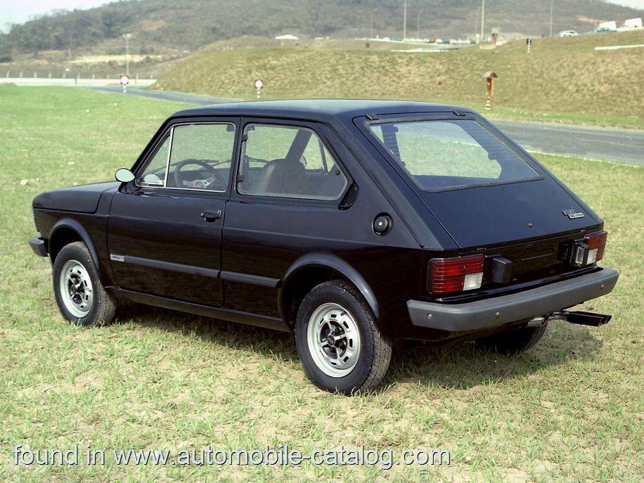 Fiat 147 Rallye 1980 Coches Deportivos Fotos Raras Foto