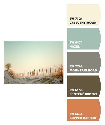 Soft Earth Tones