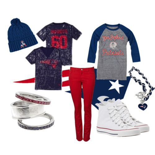 53b3c3f38 Here is a cute Super Bowl Sunday Outfit Inspired by the New