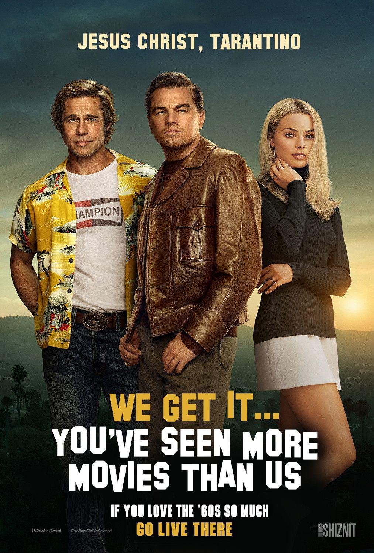 Once Upon A Time In Hollywood 2019 Noticias De Cine Películas Completas Hollywood