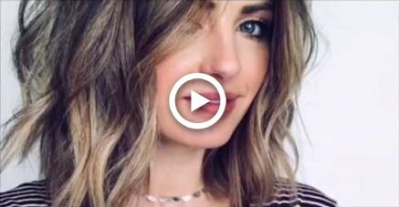 Hair Tutorial: How to do EASY beach waves with a Flat Iron
