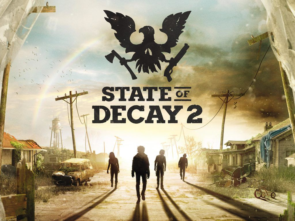 State of Decay 2 system requirements State of decay