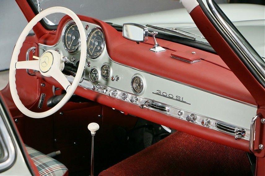 1956 Mercedes Benz 300 Sl Coupe Classic Driver Market