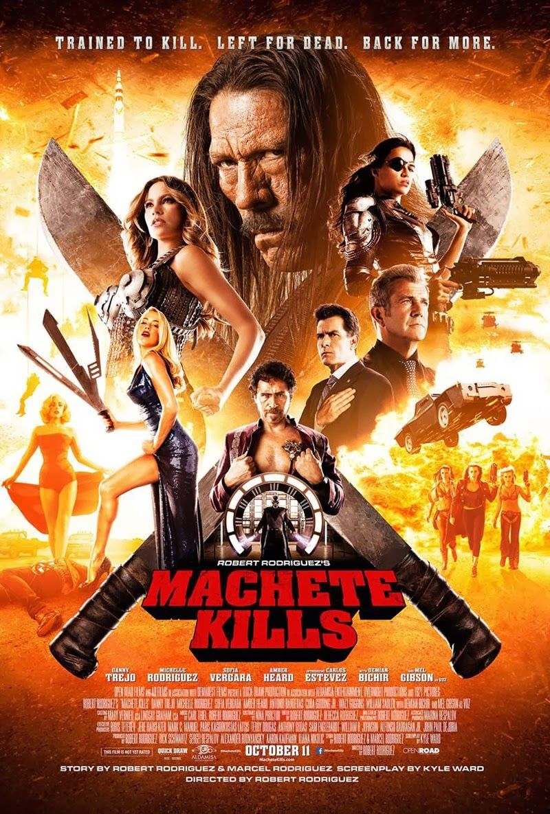 MACHETE KILLS Review: Does this sequel make the cut?