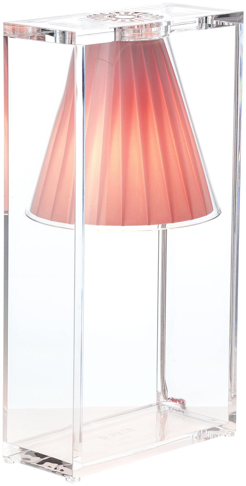 Lampe de table Light-Air / Abat-jour tissu - Kartell   To Light the ...