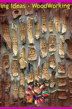 Dremel Wood Carving Ideas – WoodWorking Projects and Plans
